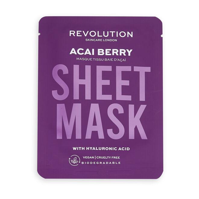 Revolution Skincare Combination Skin Biodegradable Sheet Mask