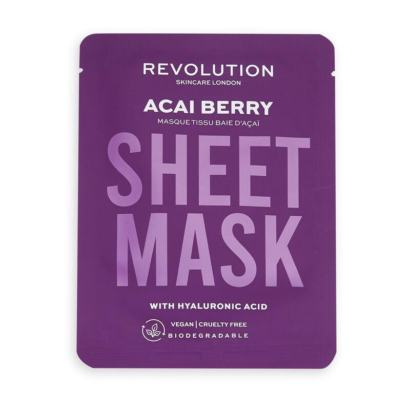 Revolution Skincare Biodegradable Combination Skin Sheet Mask 3 Pack