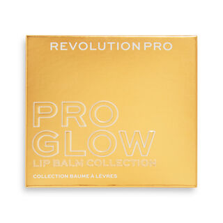 Revolution Pro Glow Lip Balm Gift Set