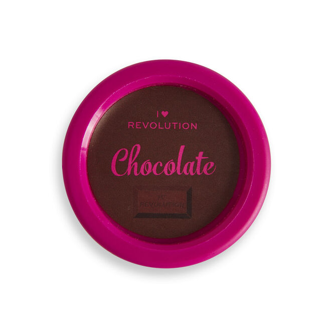 I Heart Revolution Lip Mask Chocolate