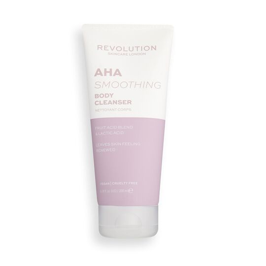 Revolution Skincare Lactic Acid AHA Smoothing Body Cleanser