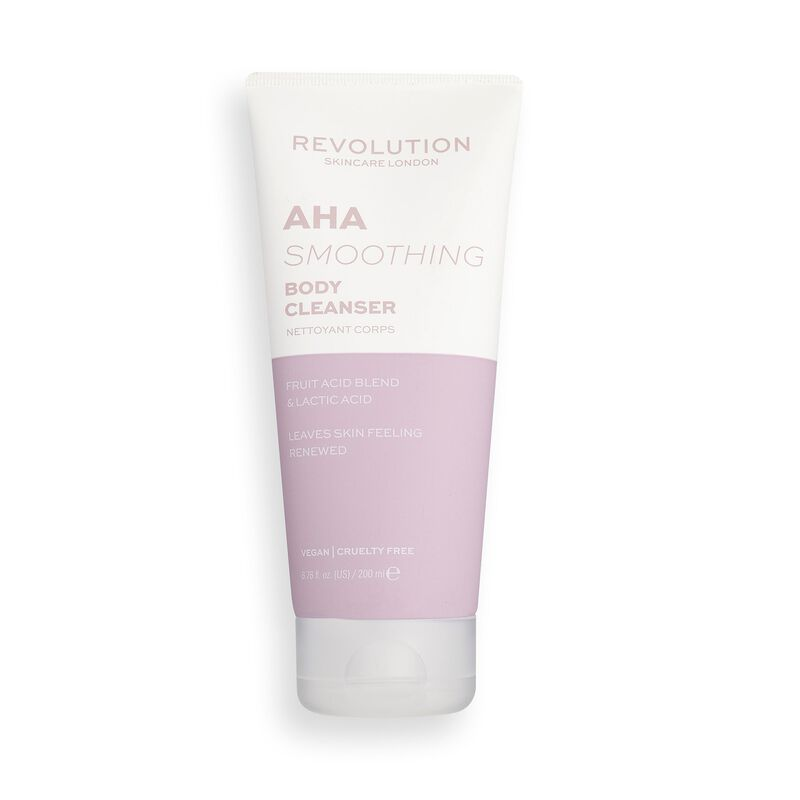 Revolution Body Skincare AHA Smoothing Body Cleanser