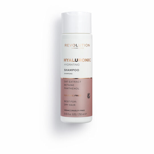 Revolution Haircare Hyaluronic Acid Hydrating Shampoo for Dry Hair