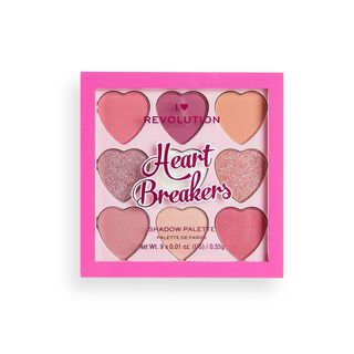 I Heart Revolution Heartbreakers Sweetheart Shadow Palette
