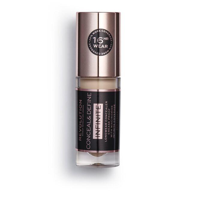 Makeup Revolution Conceal & Define Infinite Longwear Concealer (5ml) C5