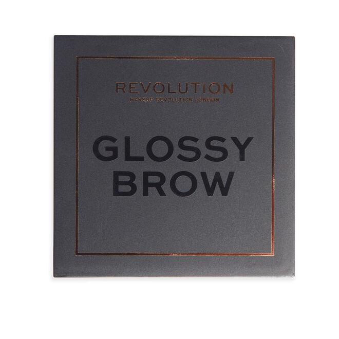 Makeup Revolution Glossy Brow Kit Medium