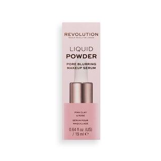 Makeup Revolution Liquid Powder Makeup Serum