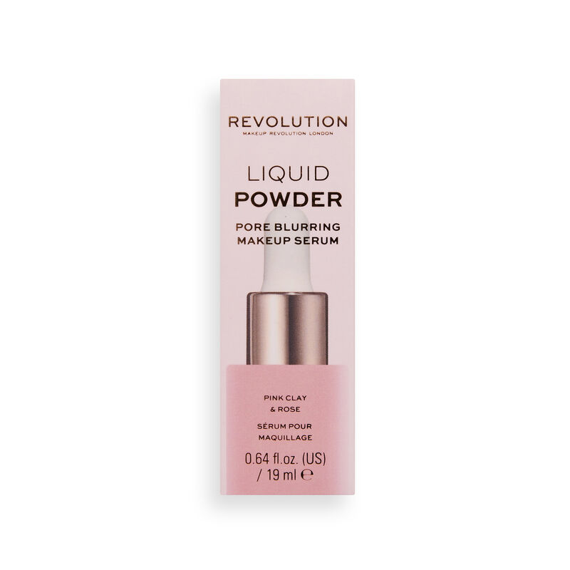 Makeup Revolution Liquid Powder Makeup Serum