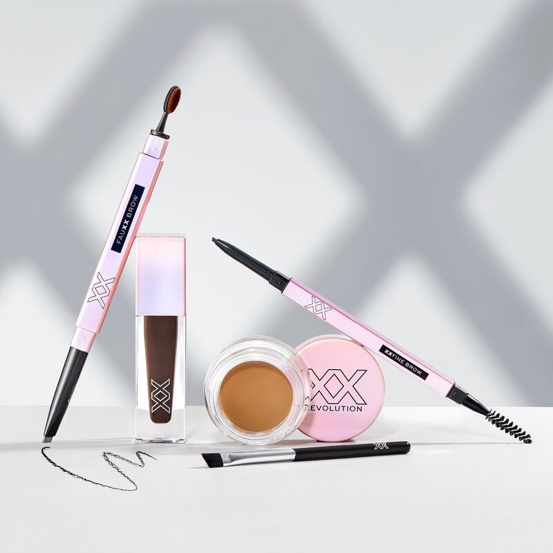 XX Revolution Brow Fix Gel Clear