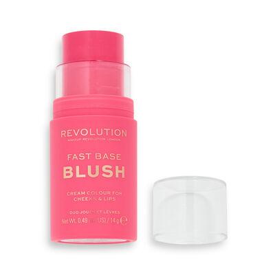 Makeup Revolution Fast Base Blush Stick Rose