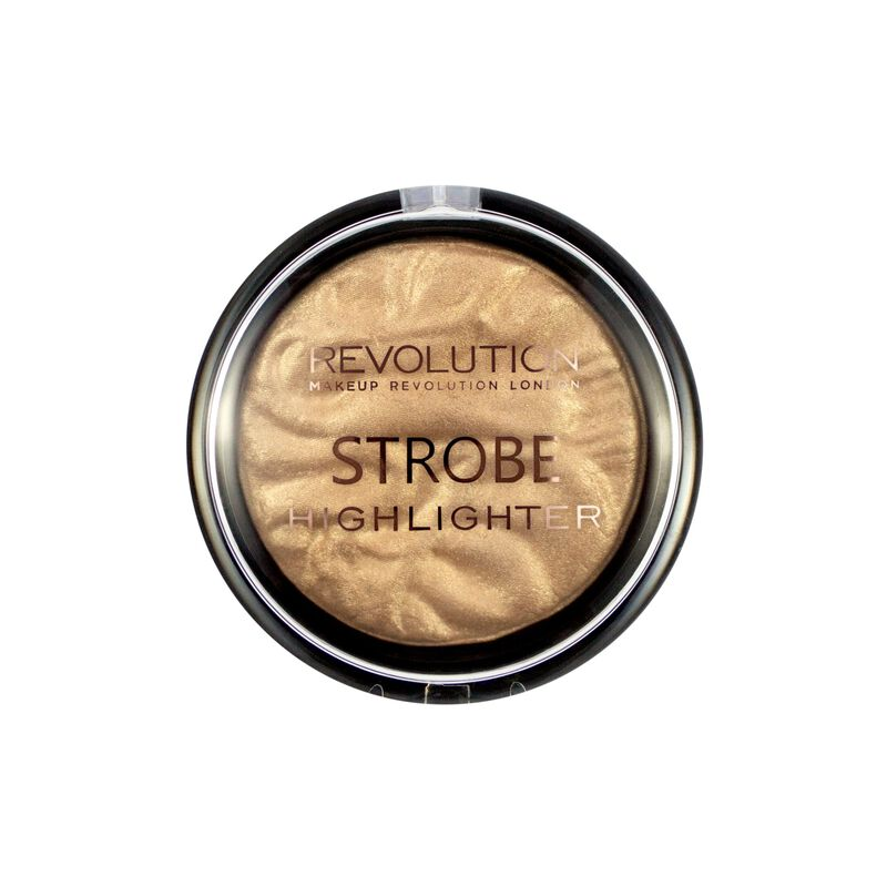 Strobe Highlighter Gold Addict