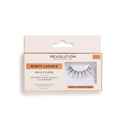 No.5 Floss - Wispy Lashes