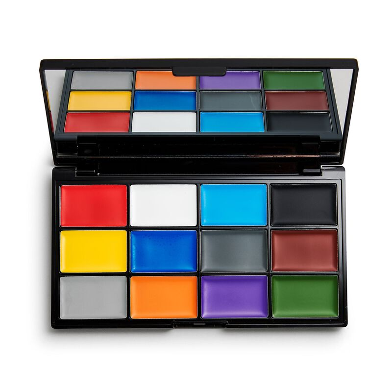 Revolution Halloween Ultimate Face Paint Palette