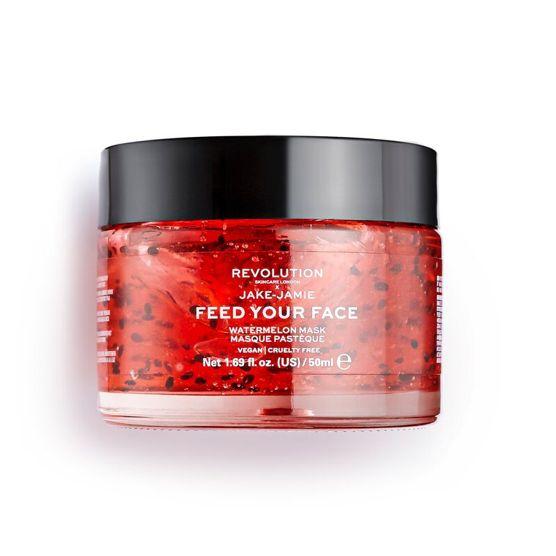 Revolution Skincare X Jake – Jamie Watermelon Hydrating Face Mask
