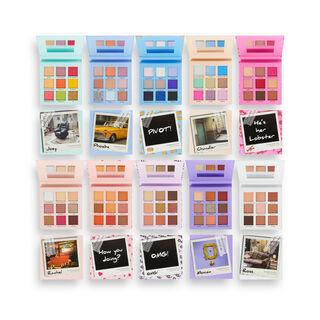 Friends X Makeup Revolution Eyeshadow Palette Vault Gift Set