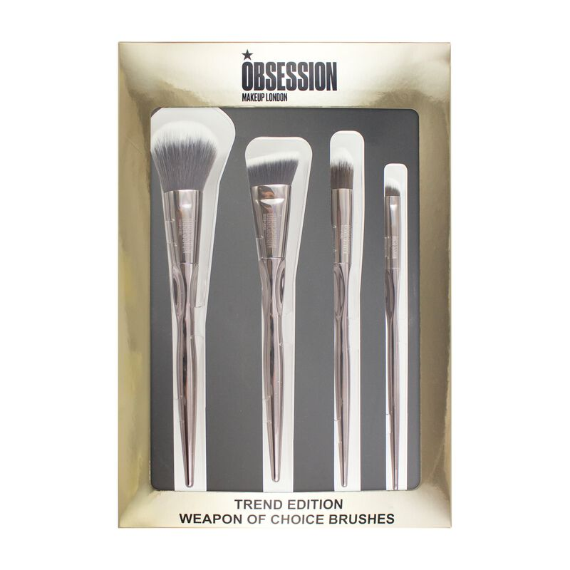 Trend Sets - Weapon of Choice Brush Set
