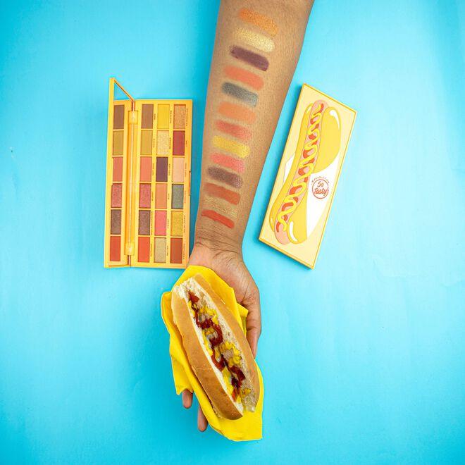 Tasty Palette Hot Dog