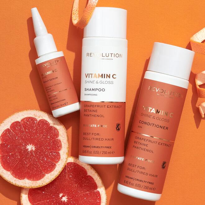 Revolution Haircare Vitamin C Shine & Gloss Conditioner for Dull Hair