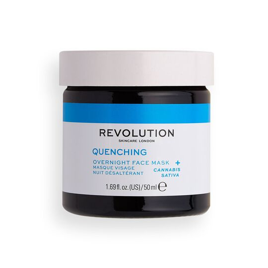 Revolution Skincare Thirsty Mood Quenching Overnight Face Mask
