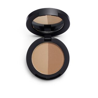 Duo Eyebrow Powder Soft Brown
