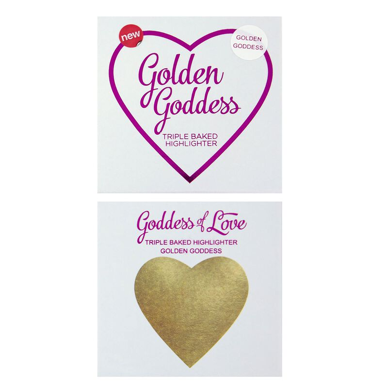 Blushing Hearts - Golden Goddess