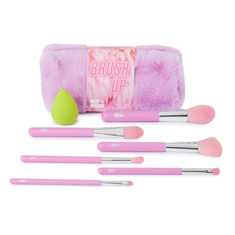 Makeup Obsession Brush Up Brush Set