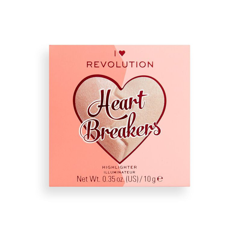 I Heart Revolution Heartbreakers Highlighter Unique