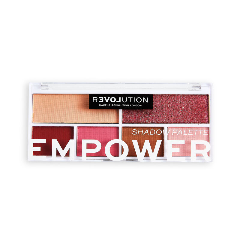 Relove by Revolution Colour Play Empower Eyeshadow Palette