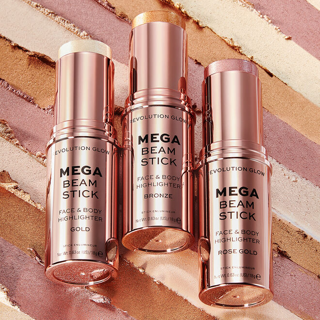 Makeup Revolution Glow Mega Beam Stick Highlighter