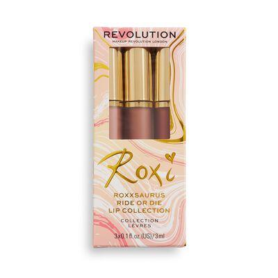 Revolution X Roxxsaurus Ride or Die Lip Collection