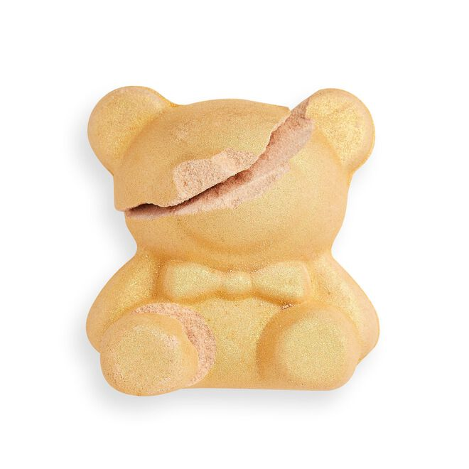 I Heart Revolution Honey Teddy Bear Bath Fizzer