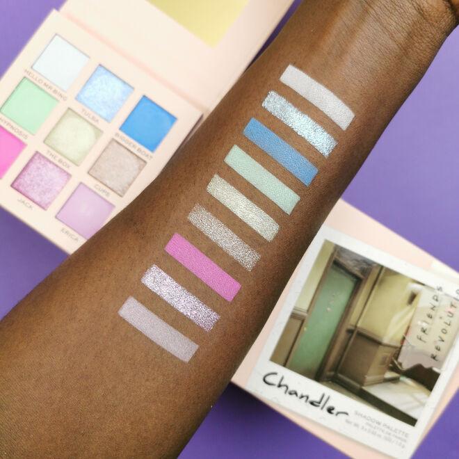 Makeup Revolution X Friends Chandler Eyeshadow Palette