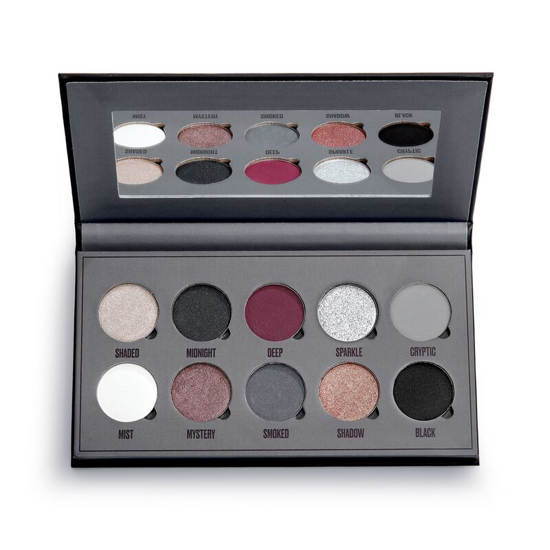 Shadow Palette Black Is The New Black