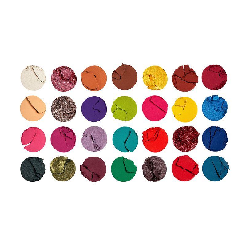 Revolution X Patricia Bright Rich In Colour Palette