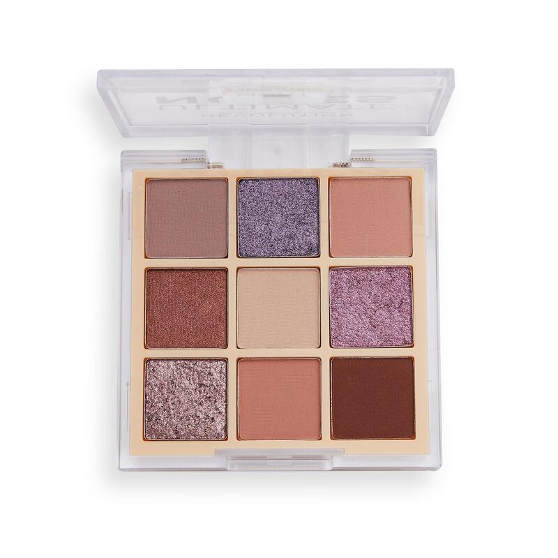 Makeup Revolution Ultimate Nudes Eyeshadow Palette Light