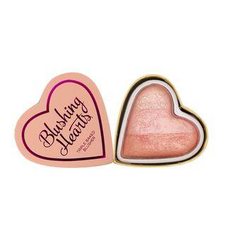 Blushing Hearts Blusher Peachy Pink Kisses