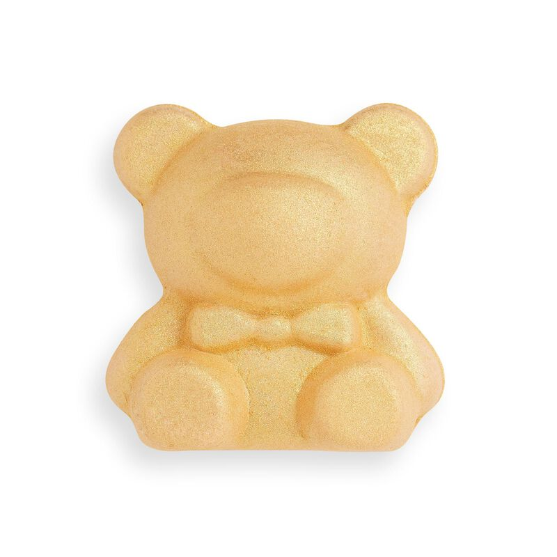 I Heart Revolution Honey Teddy Bear Bath Fizzer