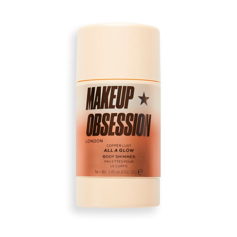 Makeup Obsession All A Glow Highlighter Shimmer Stick Copper Lust