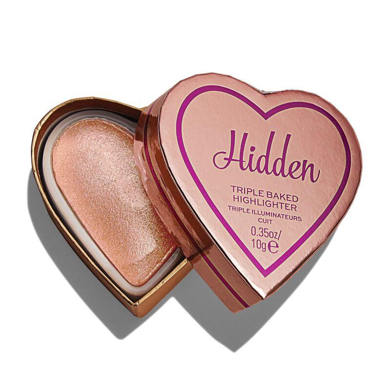 Glow Hearts Hardly Hidden