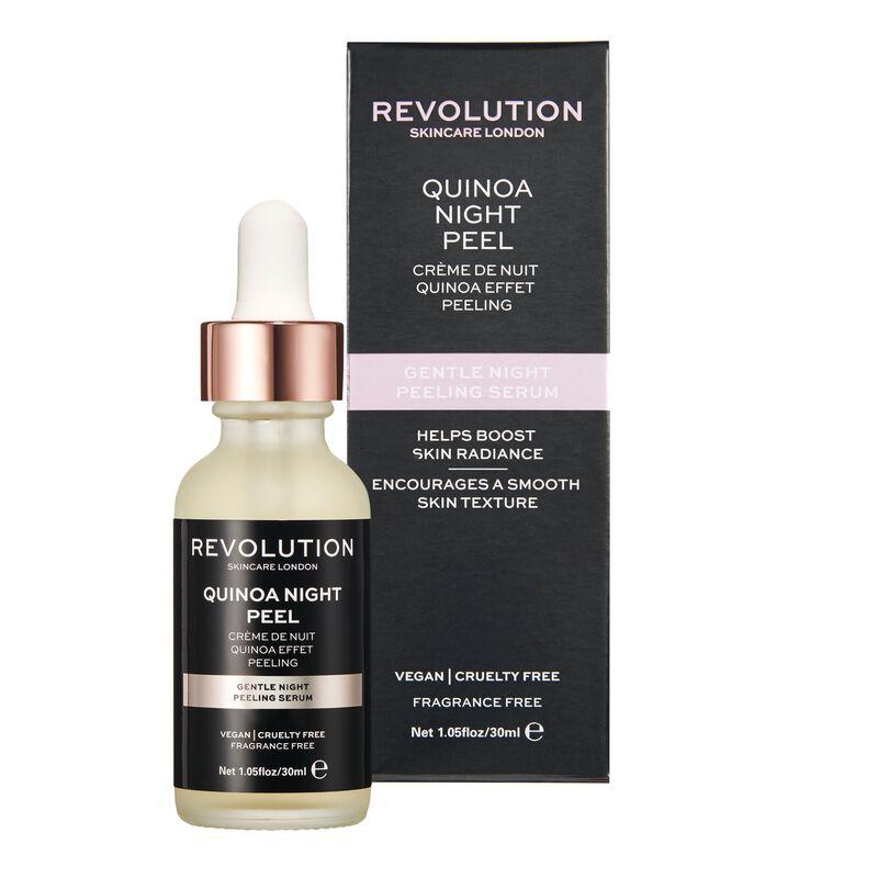 Gentle Night Peeling Serum - Quinoa Night Peel