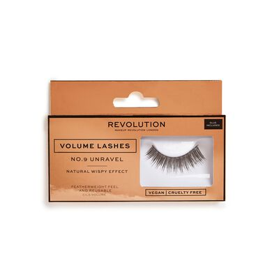 No.9 Unravel - Volume Lashes