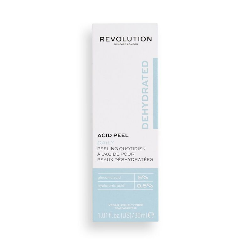 Revolution Skincare Dehydrated Skin Peeling Solution