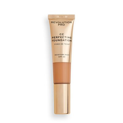 Revolution Pro CC Cream Perfecting Foundation SPF30  F8