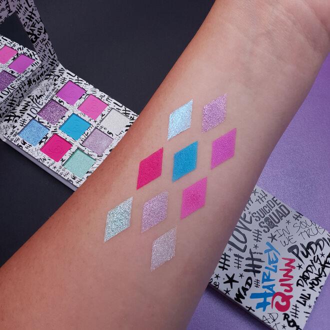 Harley Quinn™ X Makeup Revolution Daddy's Little Monster Eyeshadow Palette