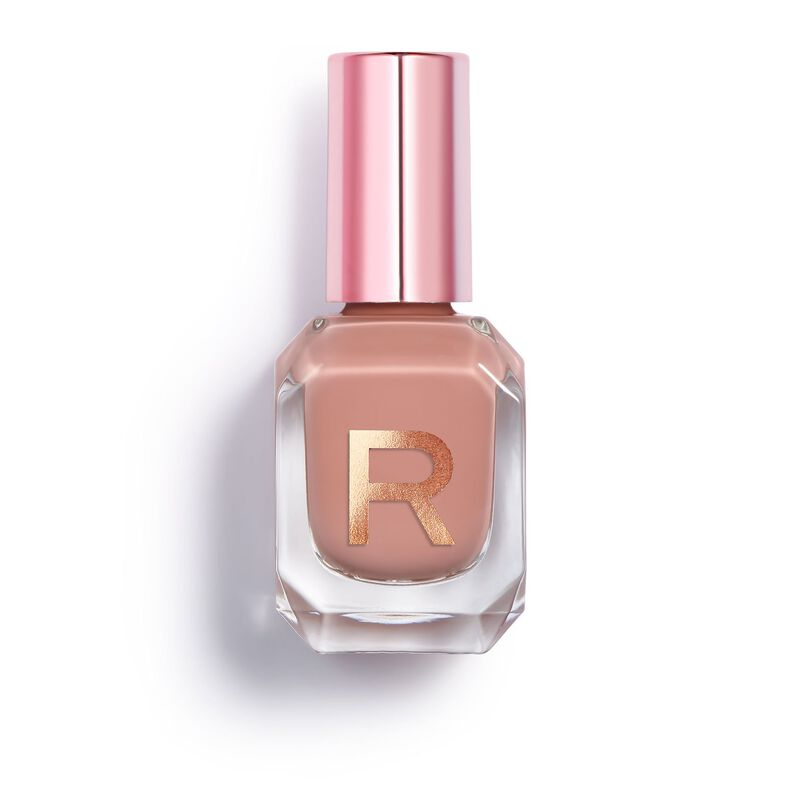 High Gloss Nail Polish Real