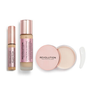 Makeup Revolution Base Set