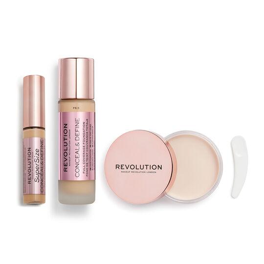 Makeup Revolution Base Set