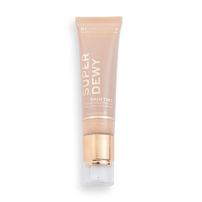 Makeup Revolution Superdewy Tinted Moisturiser Medium