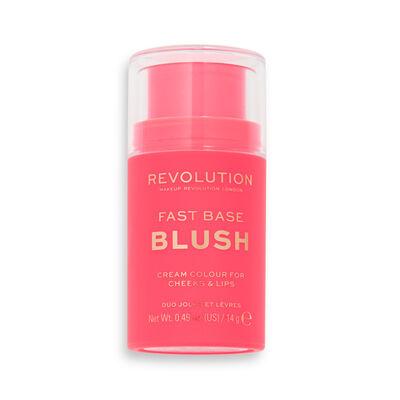Makeup Revolution Fast Base Blush Stick Bloom