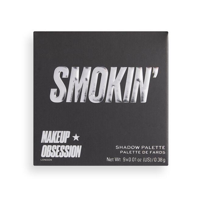 Makeup Obsession Smokin' Eyeshadow Palette